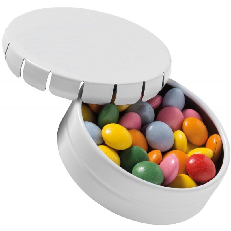 Boîte à Bonbons Publicitaires Clic-clac