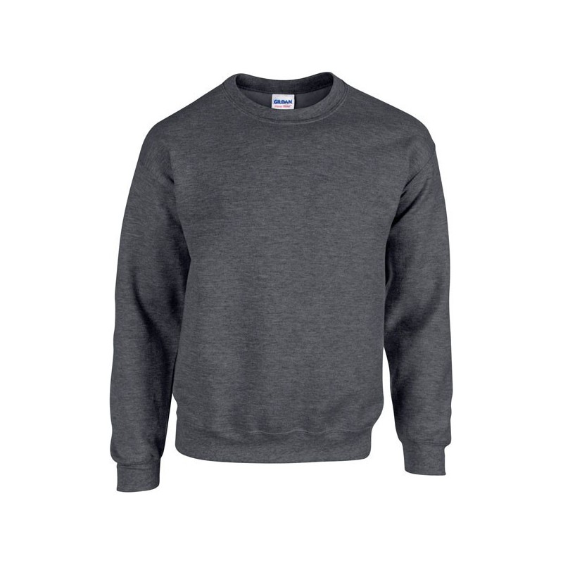 Sweat-shirt Heavy Blend Gris Personnalisable