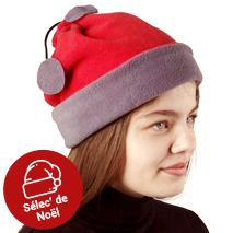 Bonnet de Noël publicitaire