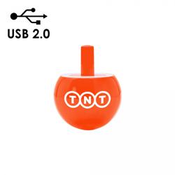 Clé USB publicitaire toupie